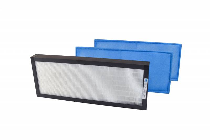 Nilan Comfort 450 filter,komplett filtersett