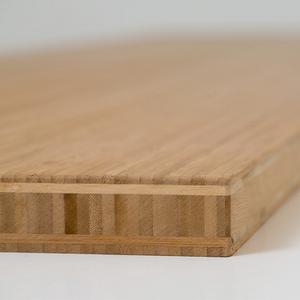 Bilde av Bordplate Bambus Vertikal Caramel 40x1220x2440mm