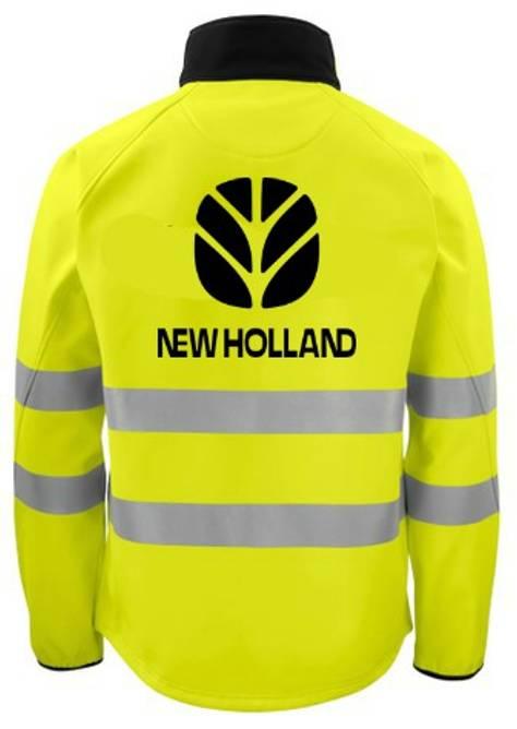 Bilde av Refleksjakke New Holland