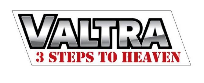 Bilde av Valtra 3 Steps To Heaven Klistremerke