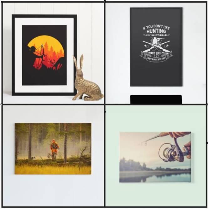 Bilde av Jakt og fiske