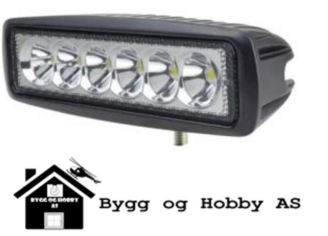 Bilde av LED Ryggelys