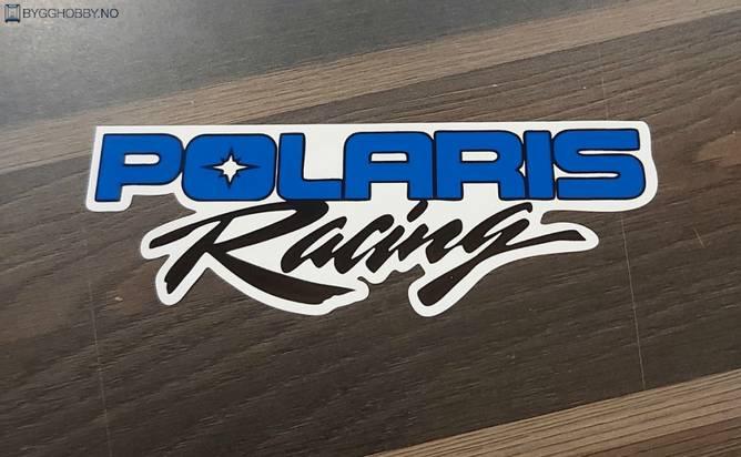 Bilde av Polaris Racing Klistremerke