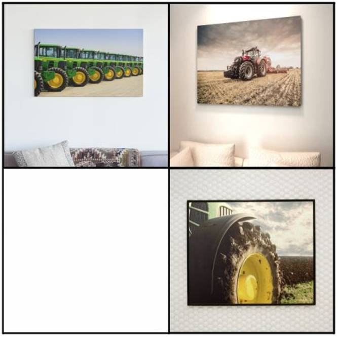 Bilde av Traktor