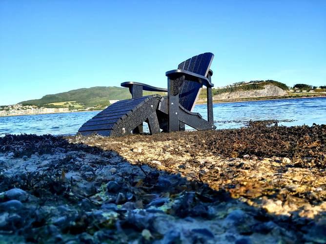 Bilde av CleanOcean Loungestol