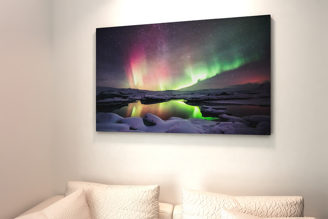 Bilde av Naturbilde Aurora
