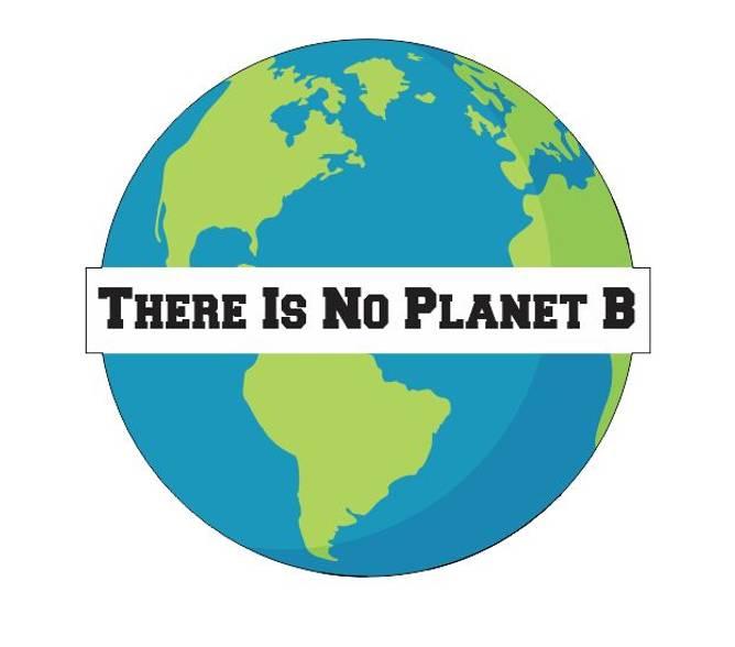 Bilde av No Planet B Klistremerke