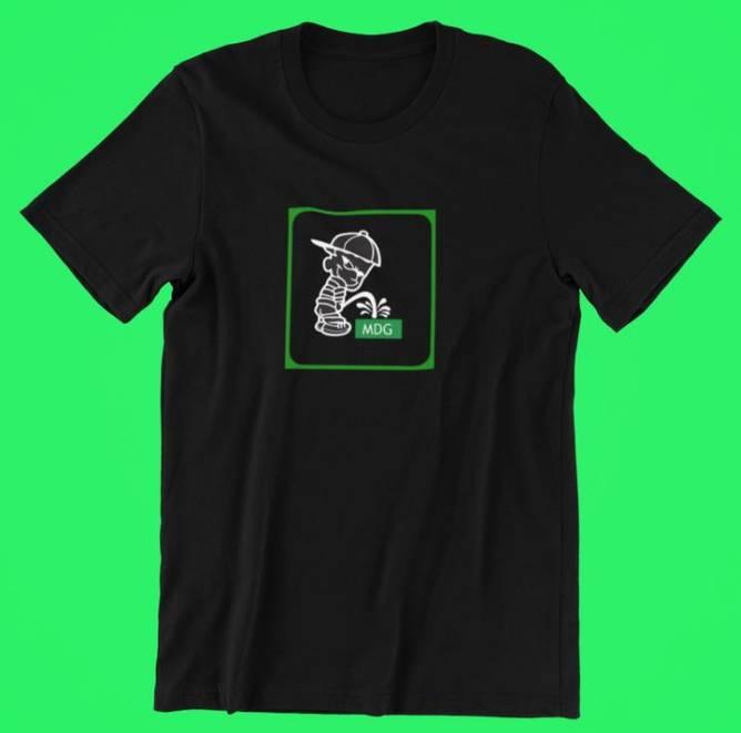 Bilde av T-skjorte Tommy Tisser På MDG