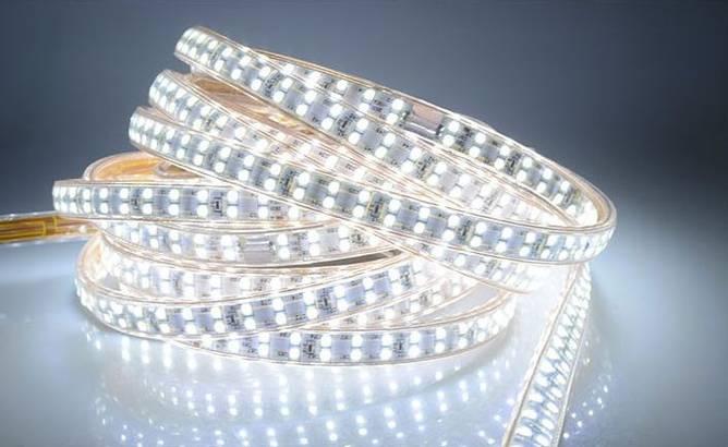 Bilde av LED Stripe 2835 Kaldhvit