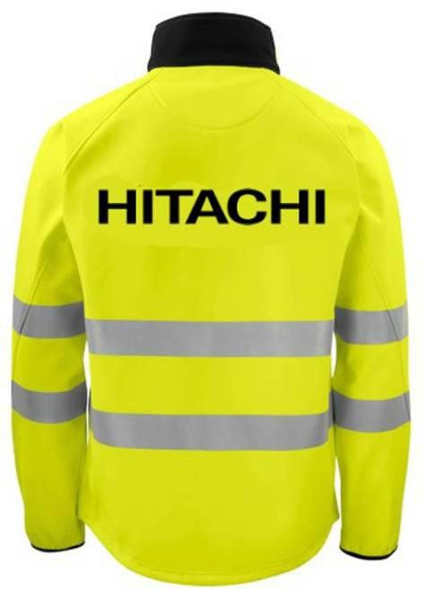 Bilde av Refleksjakke Hitachi