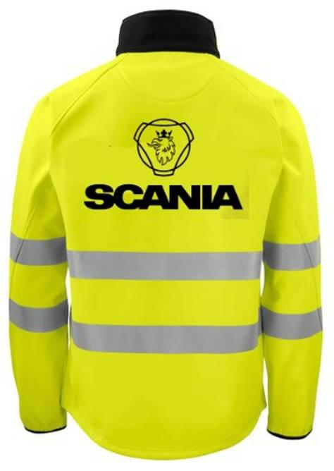 Bilde av Refleksjakke Scania