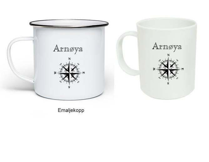 Bilde av Kopp Arnøya