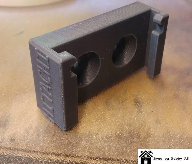 Bilde av Hitachi batteri veggfeste