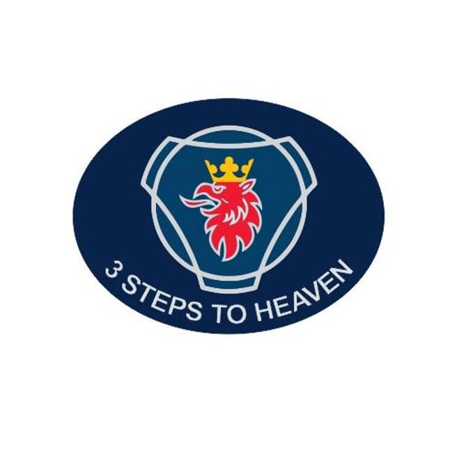 Bilde av Scania 3 Steps To Heaven