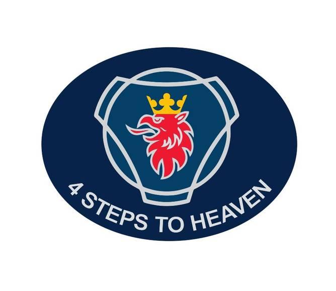 Bilde av Scania 4 Steps To Heaven