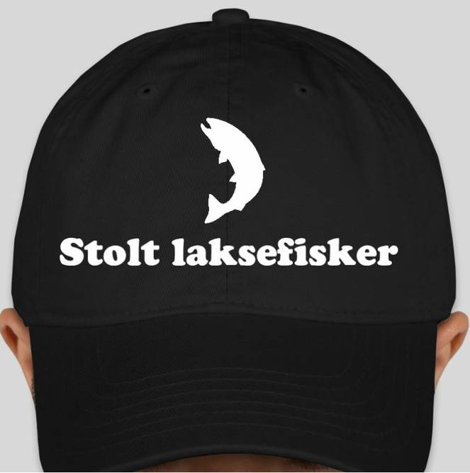 Bilde av Caps Stolt Laksefisker