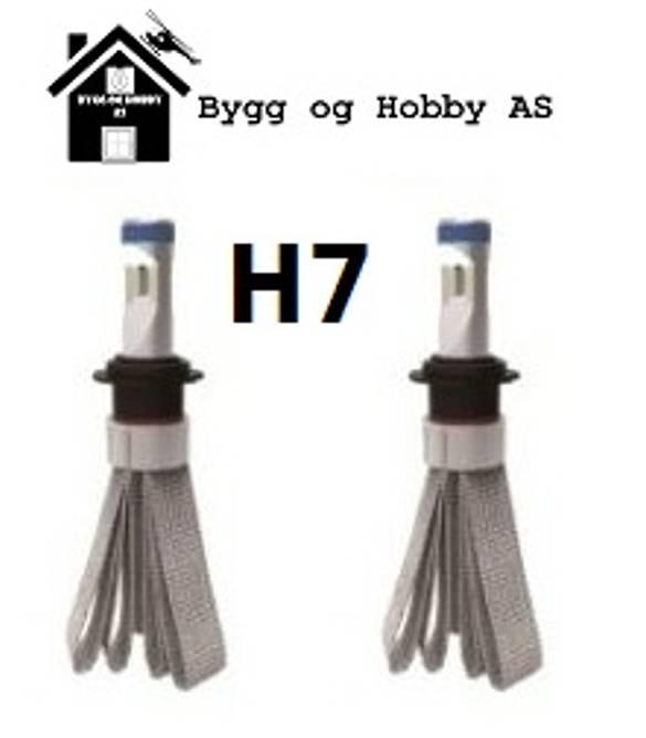 Bilde av NSSC H7 LED Pærer