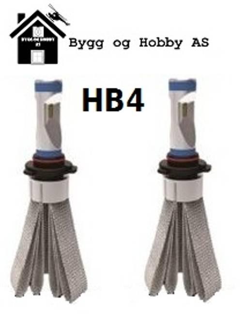 Bilde av NSSC HB4 (9006) LED Pærer