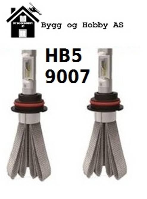 Bilde av NSSC HB5 9007 LED Pærer