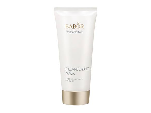 BABOR cleanse & peel mask