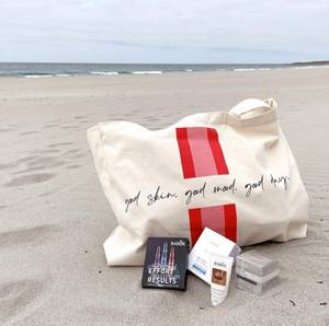 Bilde av BABOR strandveske med produkter
