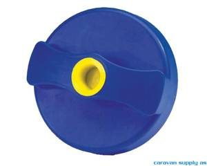 Bilde av Skrulokk til vannpåfylling H07 FW-serie blå