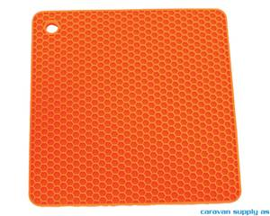 Bilde av Grytelapp LotusGrill silikon kvadrat orange