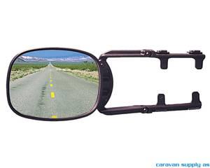 Bilde av Speil Magnum buet 18x14cm enkel