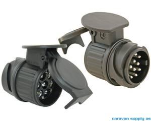 Bilde av Adapter 13-13pol 12V