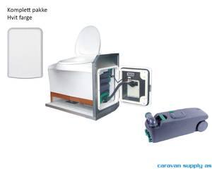 Bilde av SOG D til C400 dør hvit