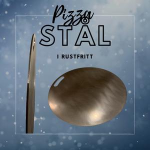 Bilde av Pizza stål i rustfritt