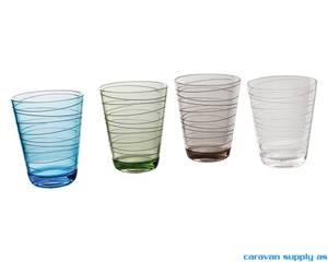 Bilde av Glass Brunner Onda 30cl 4stk