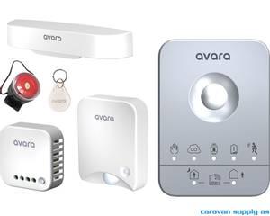 Bilde av Alarm Avara Basic uten modem