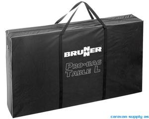 Bilde av Bag Brunner Pro-Bag Table L 120x72x6cm svart