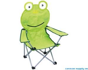 Bilde av Campingstol grønn frosk 75kg