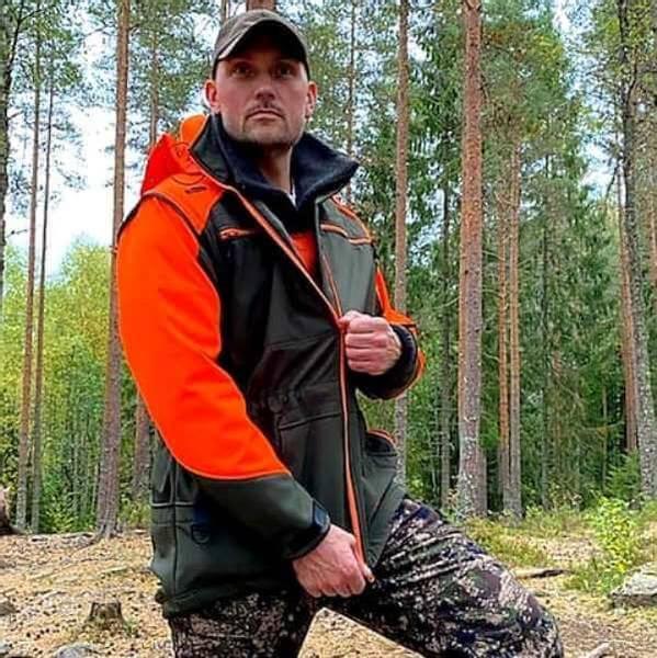 Image of Softshell jacket HUNTING