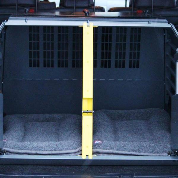 Image of Cage mattress in wool with elevated edges