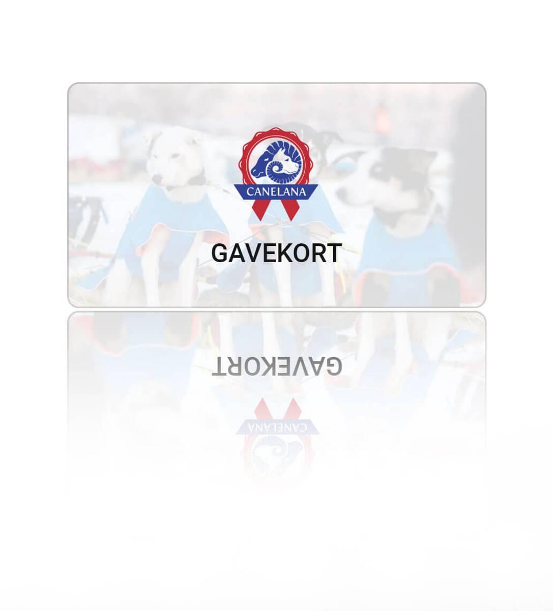 Digitalt Gavekort