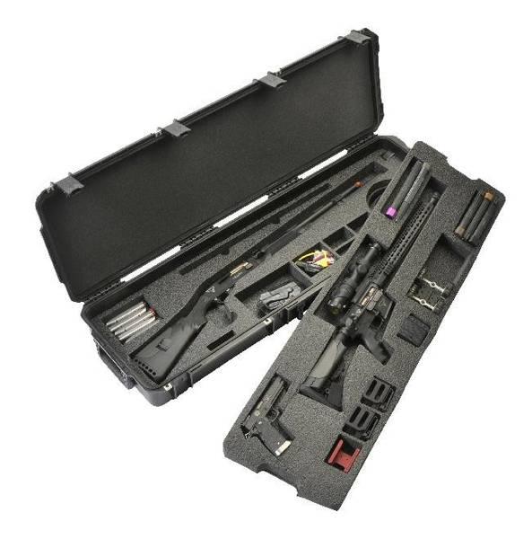 SKB ISERIES 5014 3 GUN CASE