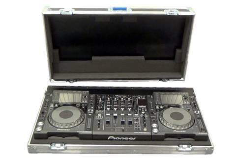 Bilde av DJ-kasse, 1xDJM900, 2xCDJ2000 Nexus, 100mm rom