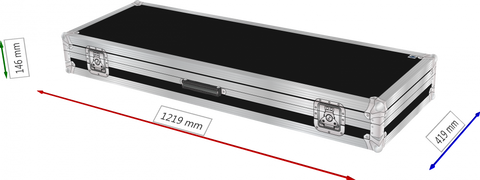 Bilde av Flightcase for El-Bass, Alle typer