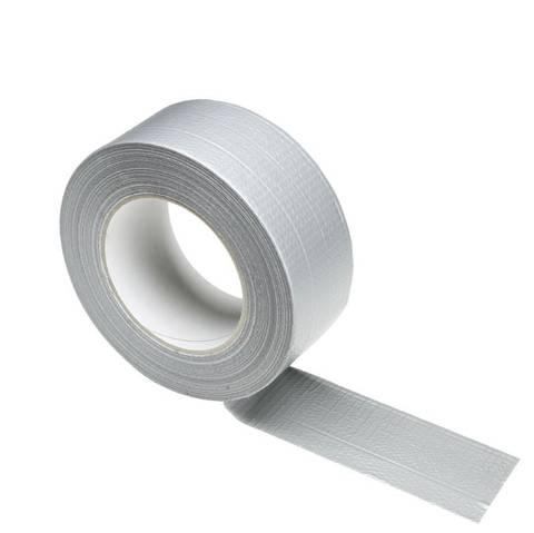 Bilde av Gaffa / Gaffer adhesive Premium Tape silver 50mm