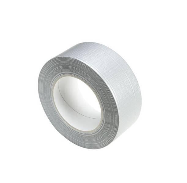 Gaffa / Gaffer adhesive Premium Tape silver 50mm x 50