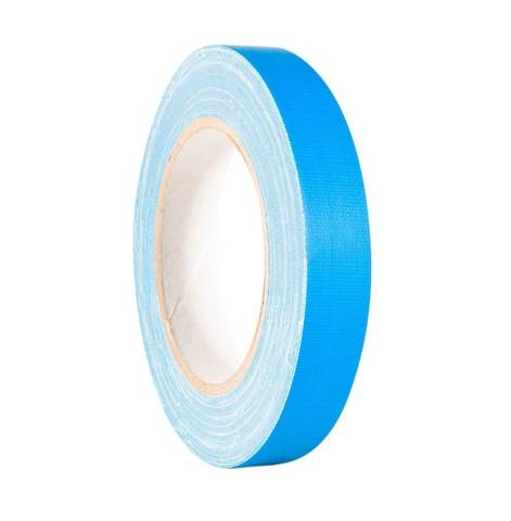 Bilde av Gaffa / Gaffer Tapes light Blue 19mm x 25m