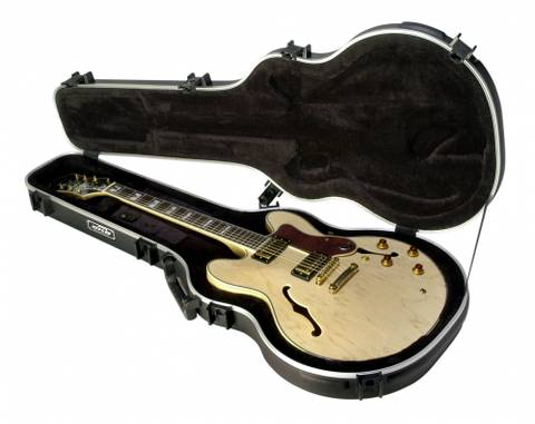 Bilde av SKB THIN BODY SEMI-HOLLOW GUITAR CASE