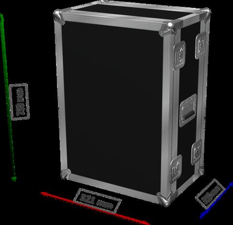 Bilde av 16u Effekt-rack, 250mm kropp