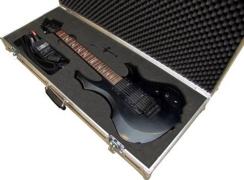 Bilde av Flightcase for El-gitar, Alle typer