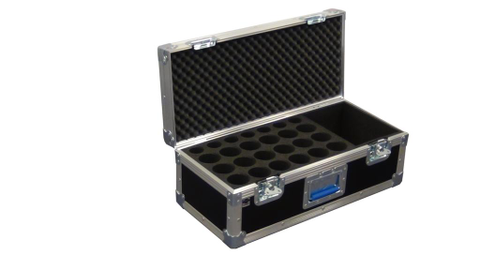 Bilde av Mikrofonkoffert Standard, 25 mikrofoner, 170mm
