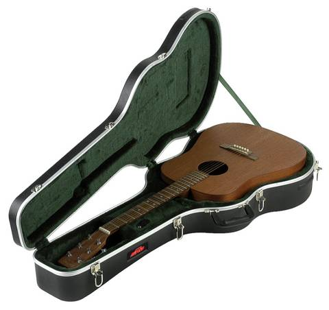 Bilde av SKB ACOUSTIC DREADNOUGHT ECONOMY GUITAR CASE