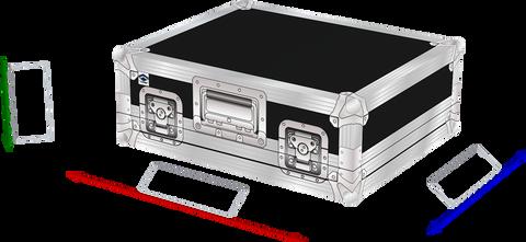 Bilde av Flightcase for Technics SL-1210 Platespiller